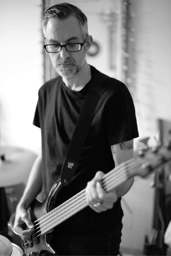Matt Strangis - Bass
