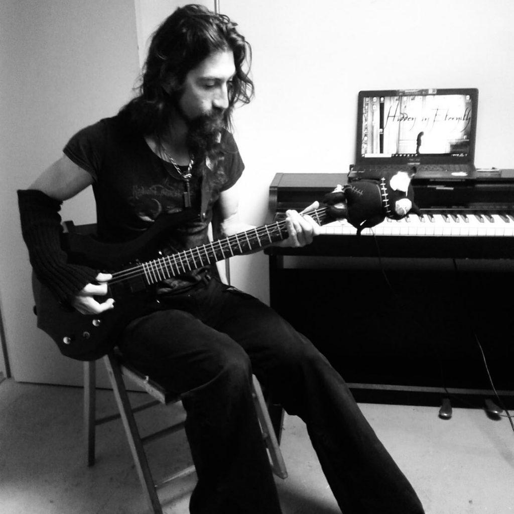 Nereide - Guitars